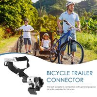 Car & Truck Racks Bicycle Rear Trailer Hitch Universal Connector Bike Axle Mount Adapter Cycling Accessory