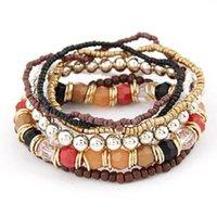 2021 New Fashion Ocean Style Multcolor Bracelet Sets   Bracelet Jewelry For women Free
