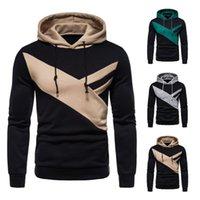2021 new men's Jacquard sweater long sleeve Hoodie Sweatshirt Jacket