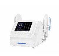 Portable Hiemt Emslim Emagrecimento Corpo Máquina Eletromagnética Pulsos Músculos Estimulam o Body Sculpting do EMS