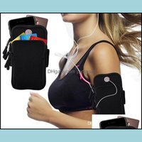 Outdoor Bags Sports & Outdoorssport Armband Jogging Gym 4-6 Inch Smartphones Running Arm Band Pouch Holder Bag Case For Samsung Galaxy S9 Pl