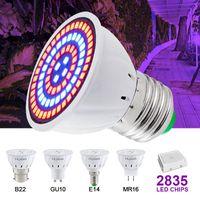 Grow Lights E27Phytolamp For Plant Lamp Full Spectrum Hydroponic Tent Bulb Led Light Growth Indoor Lighting