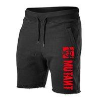 Suor shorts verão homens homens casuais calções de algodão esporte musculação bermudas executando EUA calças táticas homens sweatpants 210322