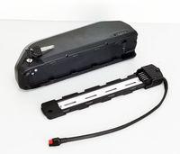 Polly Shark Down Tube Rurka elektryczna Rowerowa bateria 13AH 14.5AH 15.6AH 20.4AH 36V 48V 52V baterie Ebike