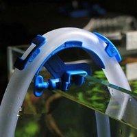Aquarien Aquarium Filtration Schlauchhalter Wasserleitung Filter für Halterung Röhre Fischbehälter Festhalten Fixierklammerwerkzeug