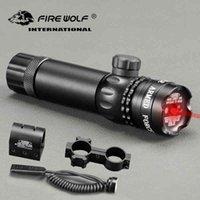 5 ميجا واط الأحمر التكتيكية البصر الليزر الأخضر ليزر بندقية نطاق riflescope مصمم 20 ملليمتر جبل الذيل التبديل للصيد