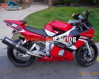 Feedings de motocicleta para Yamaha YZF R6 YZF-R6 1998 1999 2000 2001 2002 YZF600 R6 98-02 cobre Hull (moldagem por injeção)