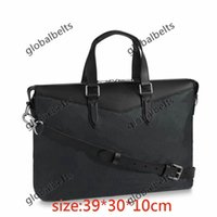 briefcase men briefcases womens laptop bag Fashion retro pattern Multi-size and multi-colorcrossbody classical computer mens messenger