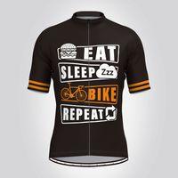 2021 Vélo classique rétro pour toujours Jersey à manches courtes à vélo d'été comme vélo