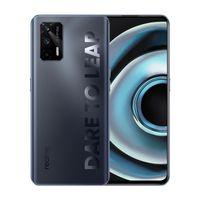 "Original Realme Q3 Pro 5G Mobiltelefon 6 GB RAM 128 GB ROM MTK Dimension 1100 Octa Core 64MP AI 4500mAh Android 6.43 ""Am gelöster Vollbild-Fingerabdruck-ID Gesicht Smart-Mobiltelefon"