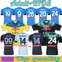 20 21 Napoli Futbol Jersey Napoli Futbol Gömlek 2021 Koulica Camiseta De Fútbol Insigne Maradona Maillot Ayak Mertens Camisa