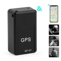 Car GPS & Accessories Mini Tracker Real Time Tracking Locator Device Magnetic Real-time Vehicle For Vehicle Car Person