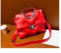 high-quality HBP women's new handbag PU Elegant 2021 fashion leather ladies designer handbags large capacity one-shoulde