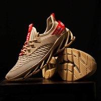 FiTchmous мода популярные мужские кроссовки сетки спортивные туфли удобные кроссовки на открытом воздухе мужчины спортивная обувь Q0728