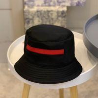 Мода буквы ведро шляпа роскошные дизайнеры шапки шляпы мужские женские бренды Casquette женщины летние шляпы Bonnie капот