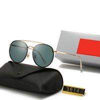 Rodada Círculo 3614 Óculos de Sol Retro Vintage Eyewear para Mulheres Marca Designer Sun Óculos Femininos Oculos UV400 Gafas de Sol Mujer