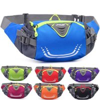 Bike Riding Cycling Running Fishing Hiking Waist Bag Fanny Pack Outdoor Belt Kettle Pouch Gym Sport Fitness Water Bottle Pocket 211009