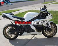 White Covers For Yamaha YZF-R1 YZF R1 2004 2005 2006 Fairings YZF 1000 R1 04 05 06 Fairings Set (Injection Molding)