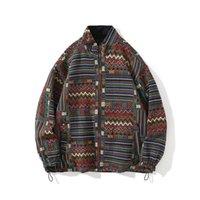 망 슬림 맞는 자켓 윈드 브레이커 면화 프리미엄 빈티지 가을 겨울두면 자켓 전체 우편 코트 탑스