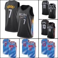 كيري 11 كرة السلة ايرفينغ كيفن 7 دورانت جيمس جيمس 13 هاردن جيرسي بروكلينشبكاتجيرسي سيتي الدينجرسي ZVCB54.