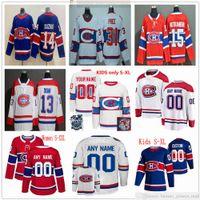Personalizzato 2021 Montreal Canadiens Hockey Guy Lafleur Chris Chelios Corey Perry Arturi Lehkonen Brett Kulak Antti Niemi Jerseys Uomo Donna Giovani Bambini