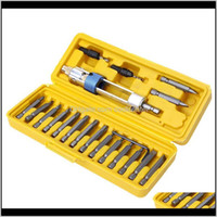 Screwdrivers Hand Tools Home & Garden Drop Delivery 2021 20Pcs Half Time Drill Multi Screwdriver Sets High Speed Steel 16 Different Kinds Hea
