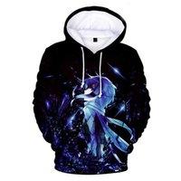 Anime Sao Hoodies Kılıç Sanatı Online 3D Baskı Kapüşonlu Kazak Erkek Kadın Moda Hip Hop Hoodie Kazak Harajuku Erkek Hoody Tops Y0804