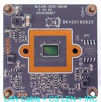 "Telecamere H.265 / H.264 IPC (1080p) 1 / 2.7 ""SmartSens Sensor CMOS + Hi3516e CCTV Modulo telecamera IP PCB scheda + cavo LAN + CS 3MP Len IRC"