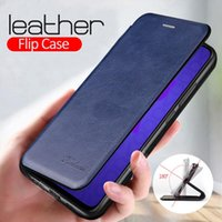 Leder-Flip-Hülle für Huawei Nova 5T P30 P3 P20 Lite Wallet-Stand-Telefon-Abdeckung zu Ehren 10 Light Emer 20 10i P Smart 2021 COQUE-ZELLEN-Hüllen