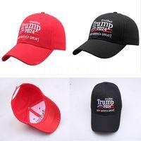 Donald Trumps 2024 Casquettes de baseball Gardez l'Amérique Great Great US Publical Capuchon Ajustable Sports de plein air Trump Hats DB887