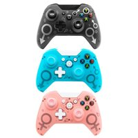 Game Controllers & Joysticks N-1 2.4GHz Controller For Xbox One PS3 PC Dual Motor Vibration Gamepad 8Hours Built-in Battery