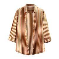 Летние мужчины рубашка хлопковое белье тонкий с коротким рукавом сплошные полосатые пляжные рубашки повседневная Камиза Мускулина Манга Curna Социальная одежда мужская