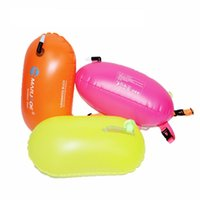 Pool & Accessories Inflatable Open Swimming Water Sports Training Tool Floating Buoy Air Bag Device Outdoor Accesory