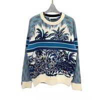 Designer maglione da donna in stile europeo e americano modello semplice e generoso modello puro cotone slim modello moda modello versatile