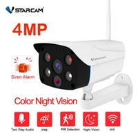Vstarcam 4MP كاميرا IP اللاسلكية wifi onvif ir اللون للرؤية الليلية للماء في الهواء الطلق الأمن المنزلية الداخلية الصوت 3MP 2MP الكاميرات