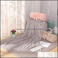 Blankets Textiles & Gardenblankets Home Soft Warm Coral Fleece Blanket Winter Sheet Bedspread Sofa Throw Thicken Mechanical Wash Double-Side