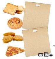 Strumenti di cottura Borse o sacchi di formaggio per panini al formaggio grigliato reso facile il pane tostato al forno non-stick riutilizzabile DWD5806