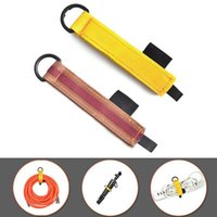 Cords, Slings And Webbing 2 PCS 25mm*125mm Tied Strap Button Fishing Rod Binding Outdoor Accessories Hook & Loop Cable Cord Ties Holder Belt
