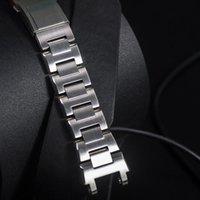 Uhren-Banden-Metallgürtel für -G1000-Accors, 316L-Stampelarmband