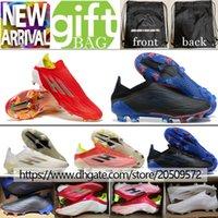 Новый хищник Mutator 20+ FG футбол футбольные ботинки обувь для мужской высокой лодыжки, неудовлетворенные кожаные тренажеры на открытом воздухе носки футбольные футбольные бут
