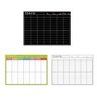 Fridge Magnets Kids Magnetic Dry Erase Planner Board For Refrigerator A3 Whiteboard Family Organize To Do List Toy Gifts