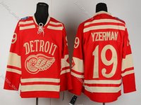Detroit Red Wings 13 Pavel Datsyuk 40 Henrik Zetterb 19 Steve Yzerman 71 Dylan Larkin 9 Gordiie Howe Hockey Shirt Shirt Jerseys