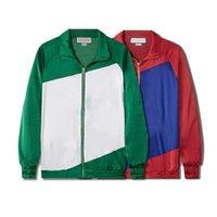 2021 Designers Mens Veste Luxurys Sweat à capuche Manteaux Manteaux Hommes Breaker Manteau d'hiver En plein air Streetwear S-XXL G1