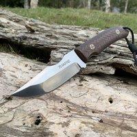 High-end Micarta GT155 faca fixa D2 lâmina de aço lâmina de ferramentas retas enviar Kydex Bainha