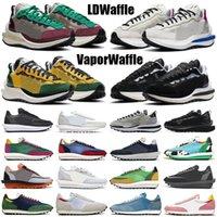 sacai ldv al aire libre ldv waffle vaporwaffle daybreak zapatillas para correr hombres mujeres triple Negro Blanco Nylon Pine Green para hombre zapatillas deportivas