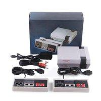 Ny ankomst Mini TV kan lagra 620 500 Game Console Video Handhållen för NES Spelkonsoler med Retail Boxs DHL