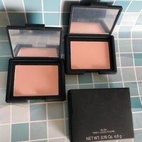 Maquillaje de alta calidad Cara rubor de bronce individual con espejo 4.8g Color 4033 atractivo atractivo en stock