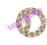 Channel Charm Apri come D Design Brooches Fashion Europa e America Diamond Brooch Abbigliamento Personalità Lettera Pins