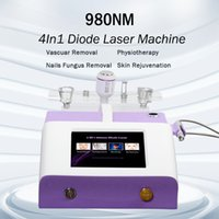 CE approvd 980nm medical diode laser vascular removal machine spider veins treatment 2 years warranty
