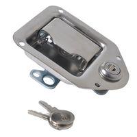Parts Trailer Tool Box Lock Heavy-Duty Anti-Theft Paddle Locks Door Handle Latch For RV Camper Truck